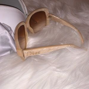 DIOR Mother of Pearl sunglasses